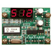 DMX Channel Reassign Display Module