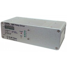 DMX Relay Driver w/ 0-10V Option