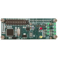 DMX Relay Driver PCB w/ 0-10V Option