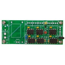 DMX Splitter 1x5 PCB w/ Power Supply Option
