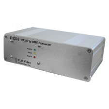 RS232 to DMX Converter