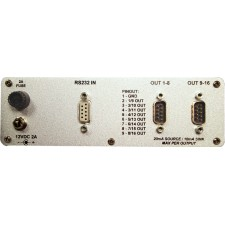 RS232 to 0-10 Volt Analog Converter