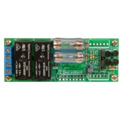 DMX Mechanical Relay Driver PCB