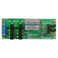 DMX Relay Driver PCB w/ SSR Solid State Relays