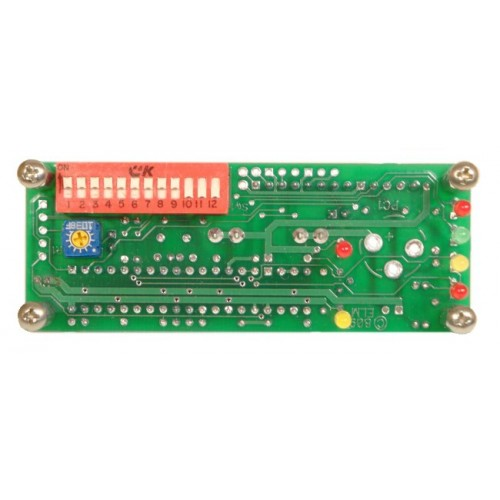DMX 512 Solid State Relay Driver PCB ELM Video Technology