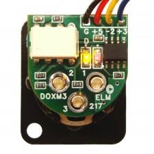 DMX Optical Isolator Input In Line XLR
