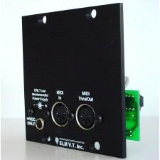 Midi Input Output Module