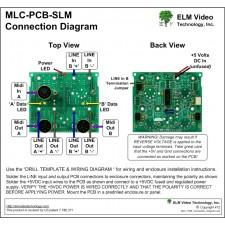 Midi Repeater PCB