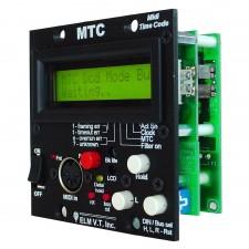 Midi Time Code Reader