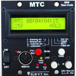 Midi Time Code Module
